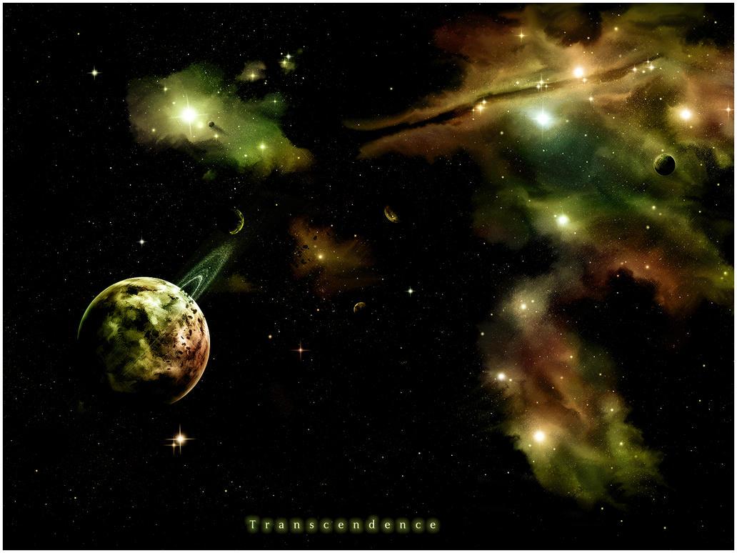 Transcendence by dilekt