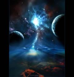 Eternal Transcendence by dilekt