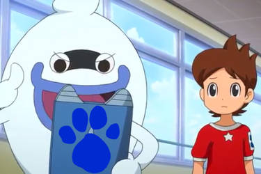 Random Blue's Clues #4: The Yo-Kai Pad by ImafanofTororo