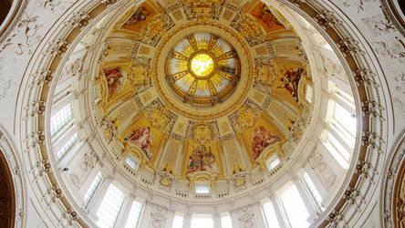 Der Berliner Dom I by cybercake