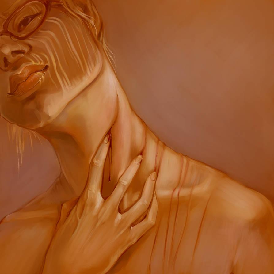 Pain [super light gore] by fralea