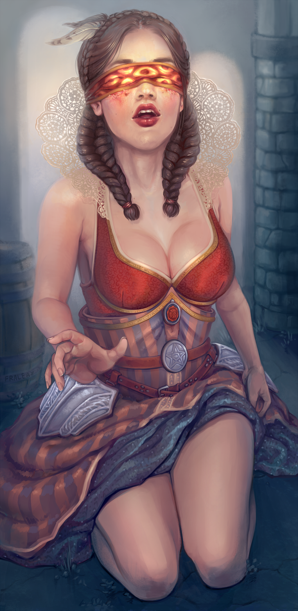 Philippa Eilhart by fralea