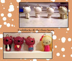 Goldilocks And the three bears by ChocoAng3l