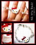 Hello Kitty Bracelet 2