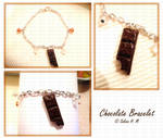 Chocolate Bar Bracelet