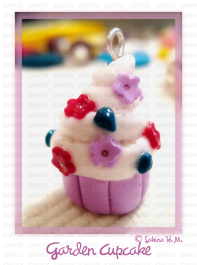 Garden Cupcake by ChocoAng3l