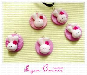 Sugar Bunnies by ChocoAng3l
