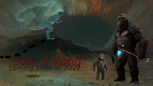 Son Of Kong (poster) (fan Made)