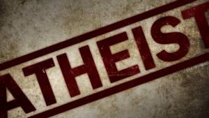 Atheist Grunge Wallpaper