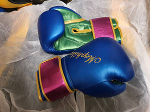 Custom boxing gloves 2