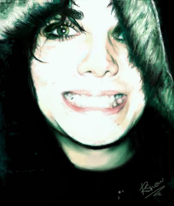 gerard way smile - photo #5