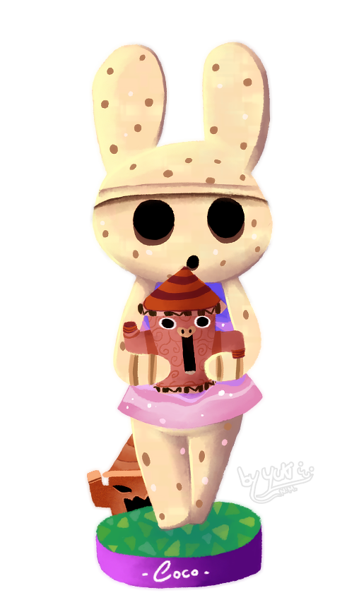 coco cocoloca animal crossing by yukipyro on deviantart