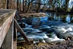 River near munich