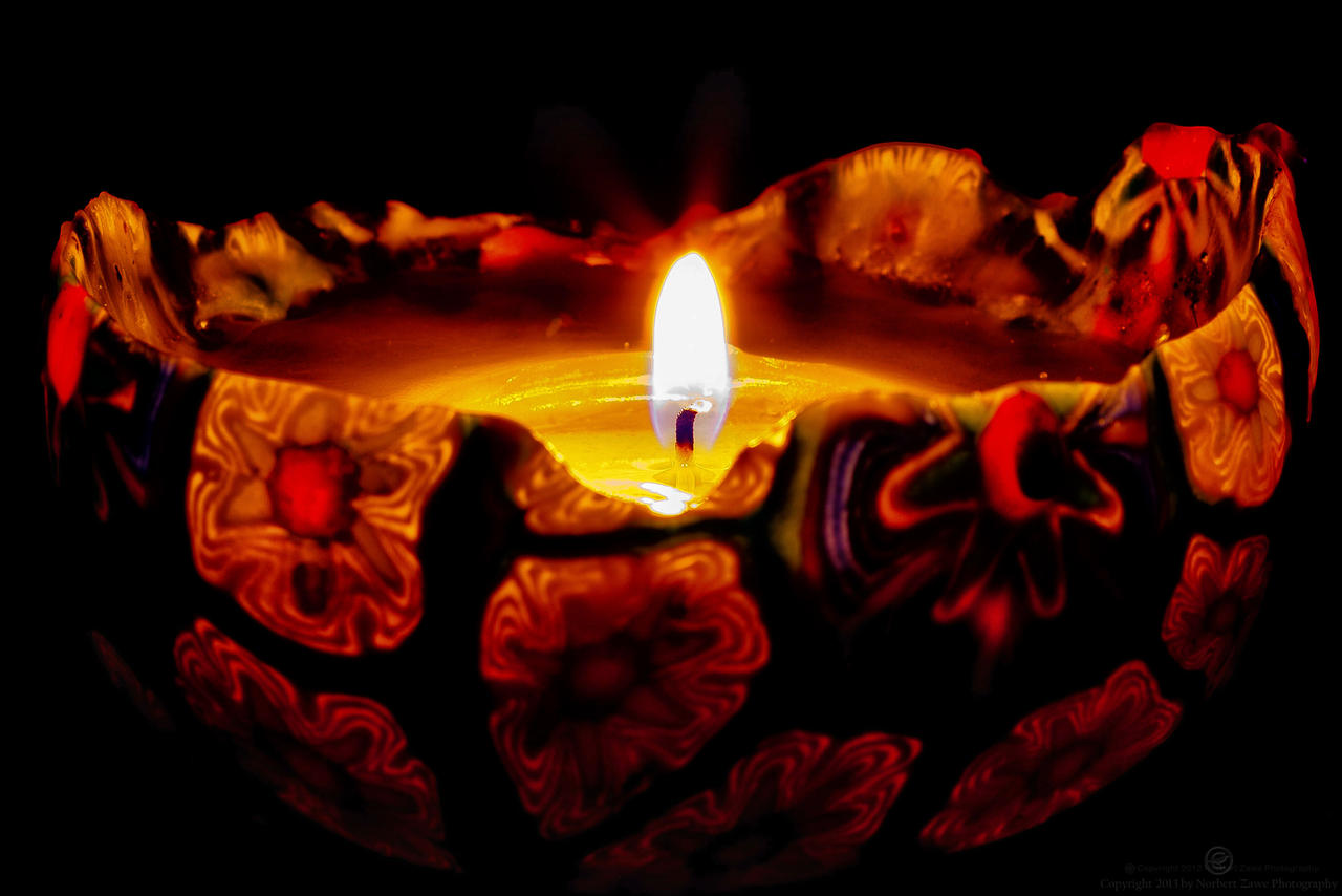 candlelight 1 by KarabansRaven