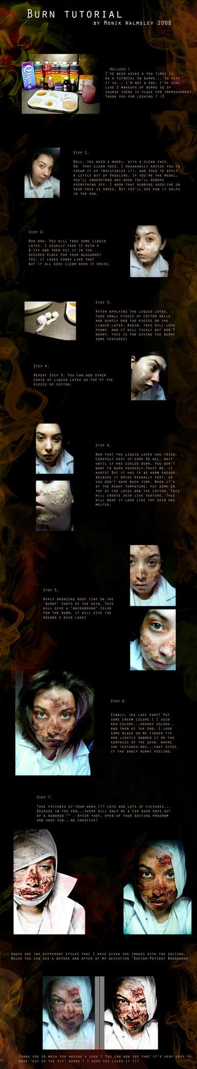 Burn Tutorial by Guirnou