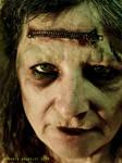 Makeup Test - TCOP Close up by Guirnou