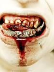 Bite my tongue by Guirnou