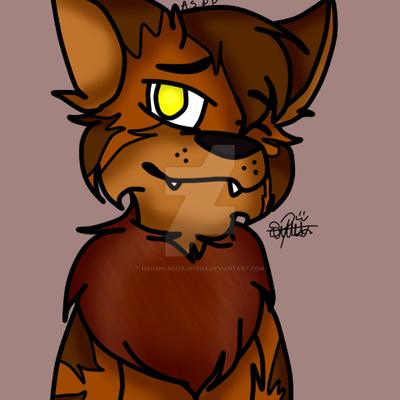 Fluffy by hanshi-sofia-hyena