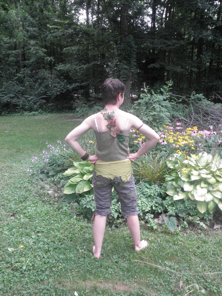 Peter Pan Backside by AVPMfreakify101