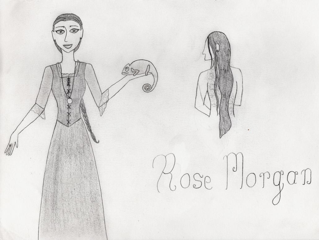 Rose Morgan by AVPMfreakify101