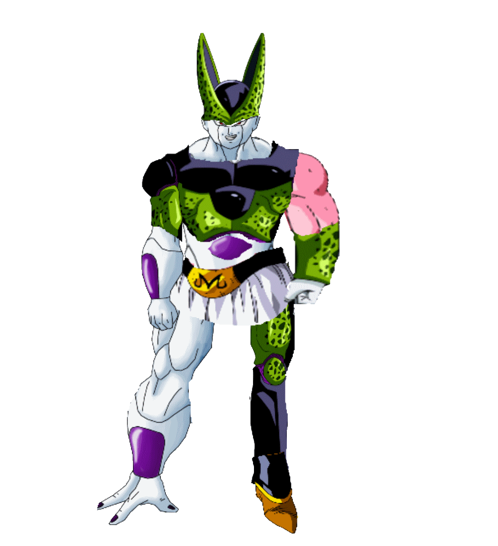 What if? Cell absorbed Frieza and Buu? by MrEpicDrawer on ...