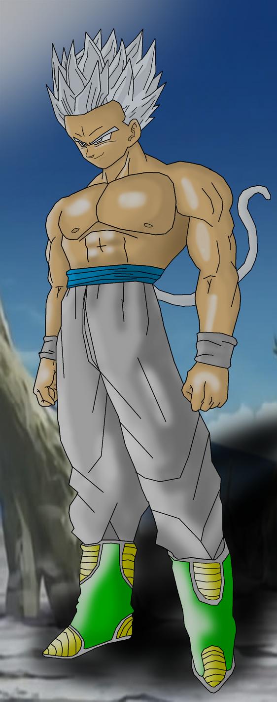 Goku Super Saiyan ...