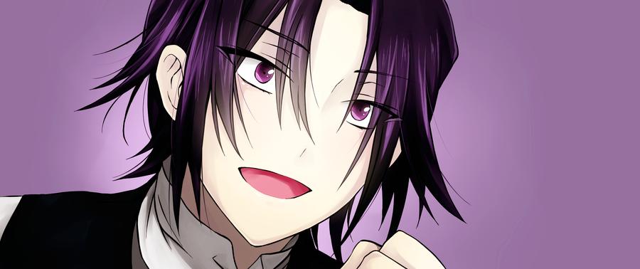 his smile by Bakaiiko