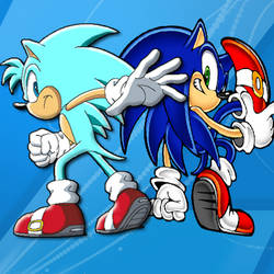 Sonic and Sonic JR