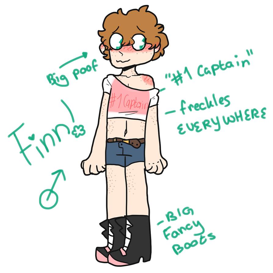 Finn by Zoophobiia