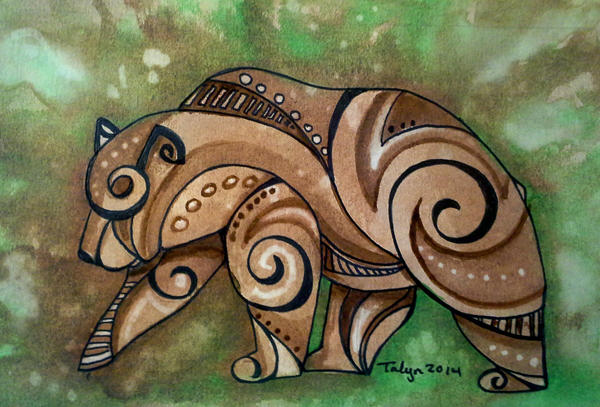 Ursa by TalynDraconmore