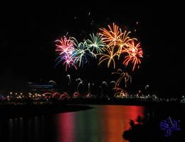 Fireworks by hellangel86