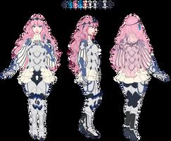 Fire Emblem Fates OC: Daphne by Lskandar