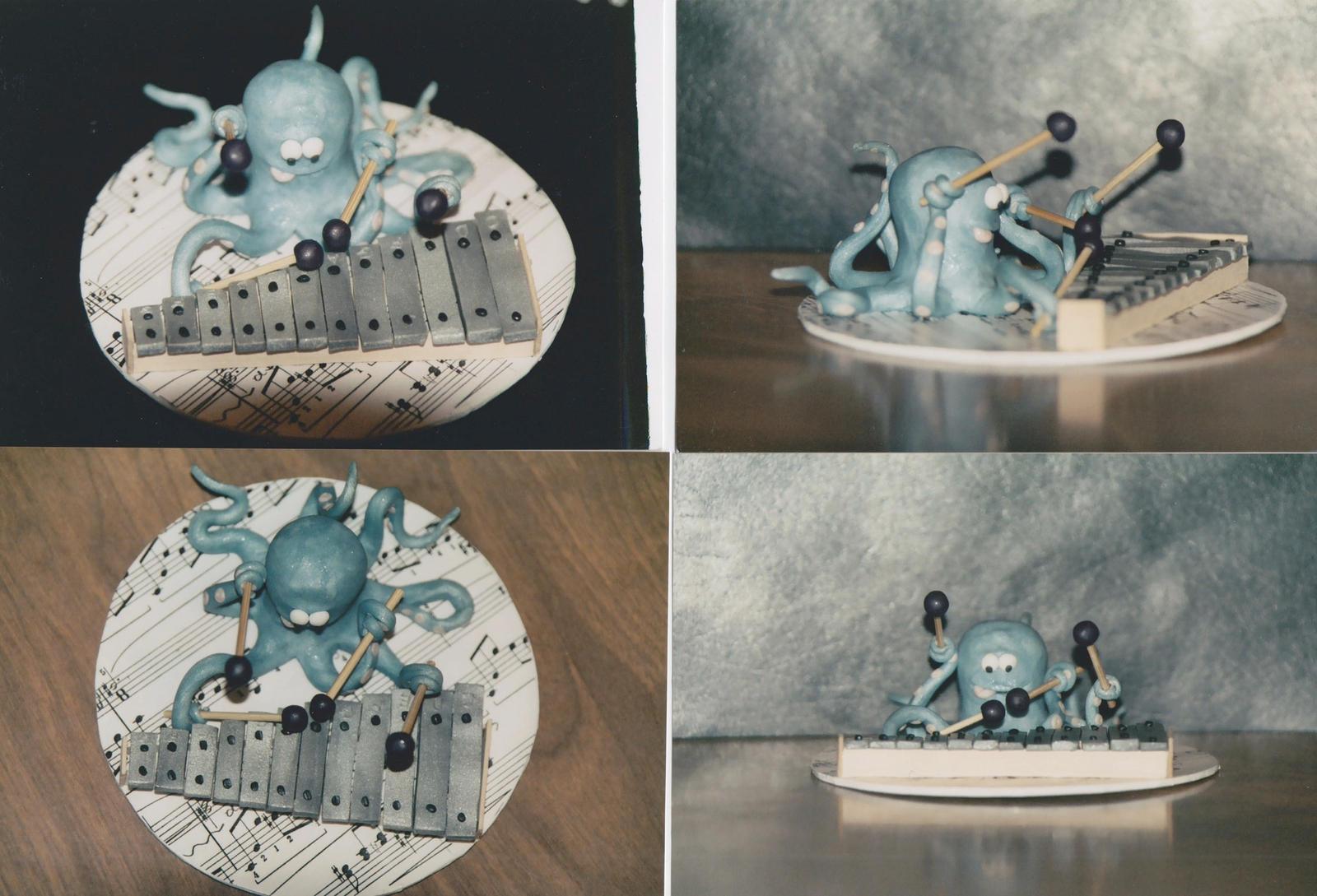 Octopus by caseva