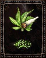 The smokish weed by keildude