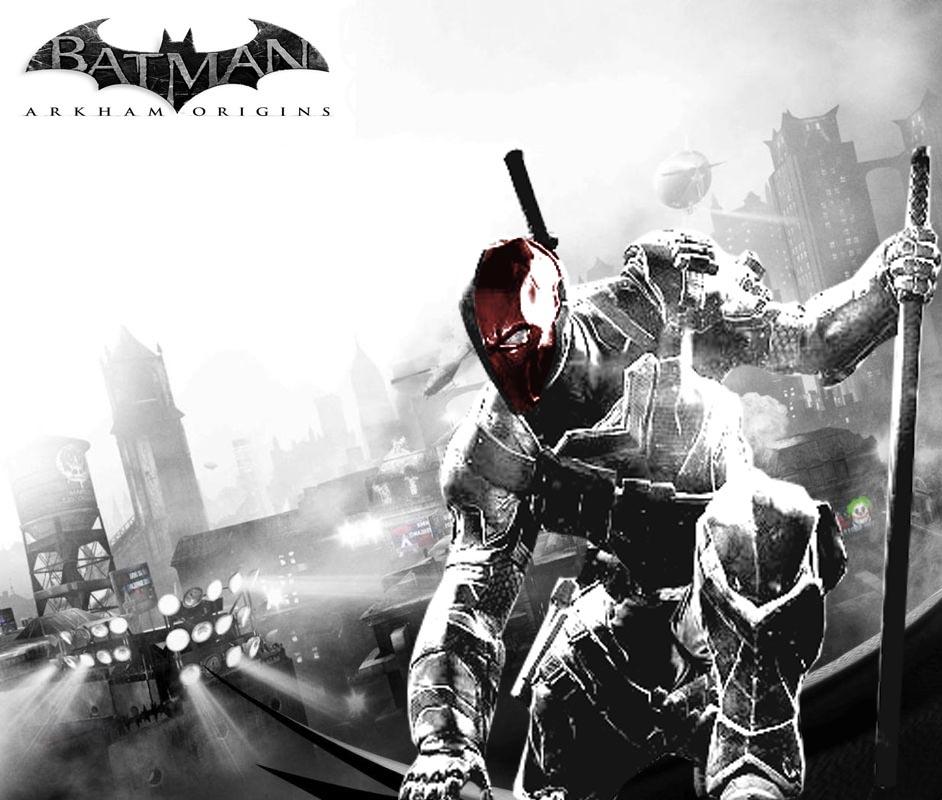 Batman Arkham Origins Deathstroke 2 By Slaine Sl77
