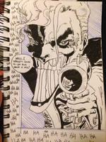 Dark Victory Joker by MooratSmith