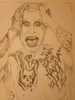Suicide Squad Joker by MooratSmith
