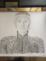 Cersei Lannister (Queen) by MooratSmith