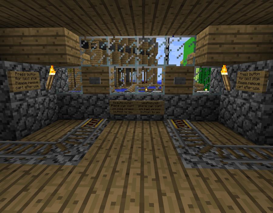Minecraft prn interior wip 1 by damocles designs on deviantart for Interior designs minecraft