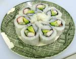 the sushi