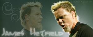 Hetfield Banner by JaymzIkwe