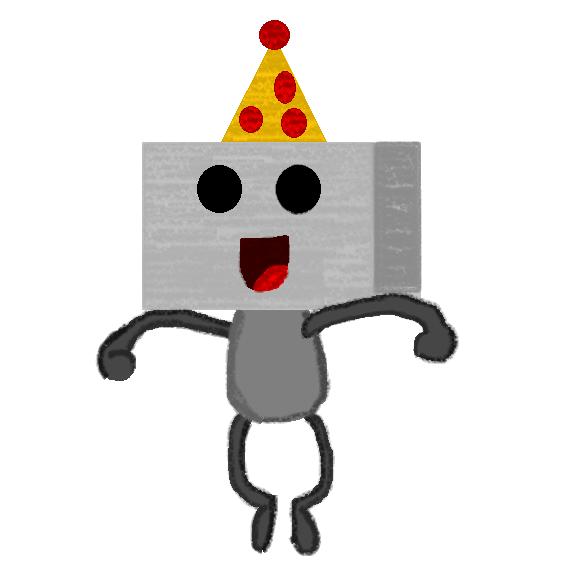Birthday Boy Blam 3 By Nailesi: Smashified Birthday Boy Blam Transparent By