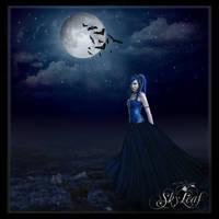 The White Skin Of A Vampire by skyleaf