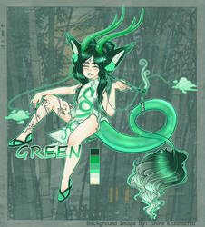 Nyune 18th GREEN - Auction CLOSED