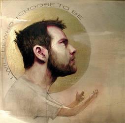 Self-Portrait by MichaelShapcott