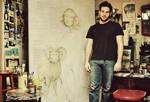 In The Studio by MichaelShapcott