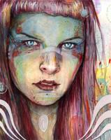 Kaya by MichaelShapcott