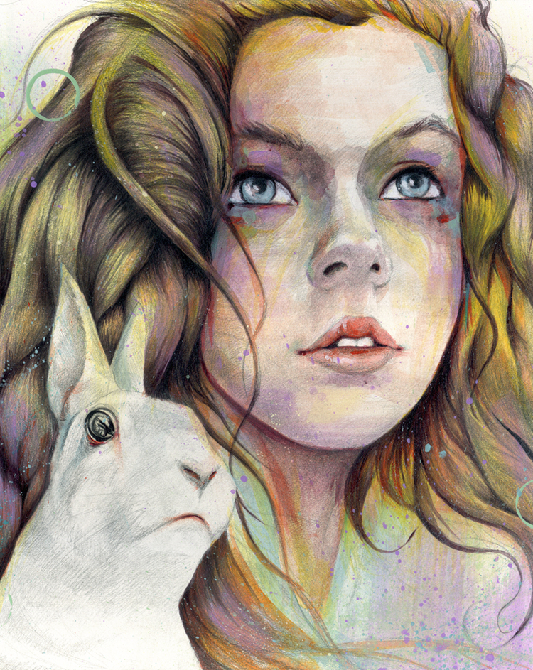 Alice by MichaelShapcott