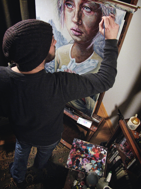 Work in Progress by MichaelShapcott