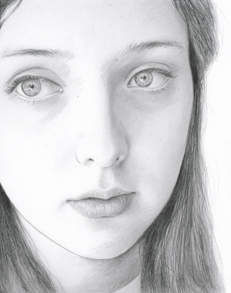 Mary by MichaelShapcott